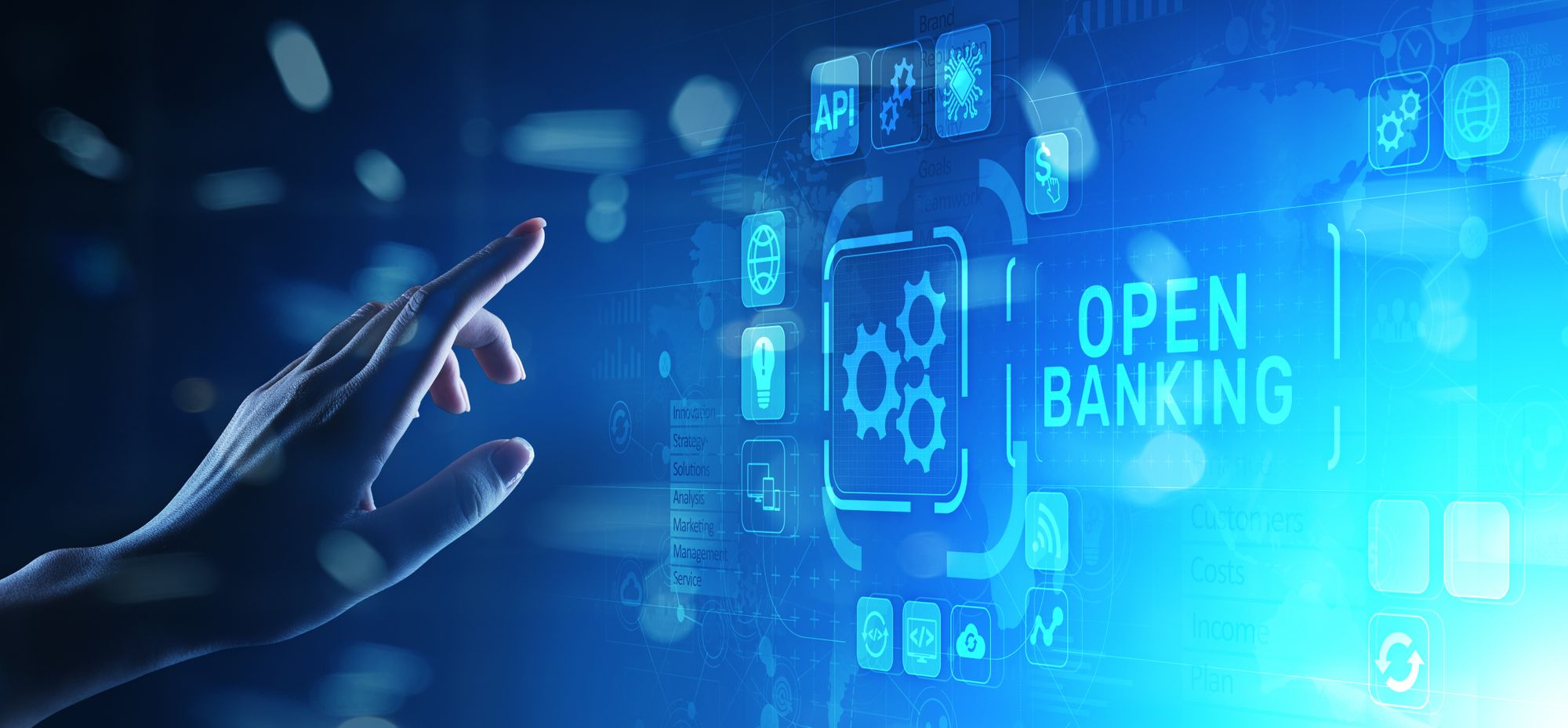 Unlocking the Benefits of Open Banking