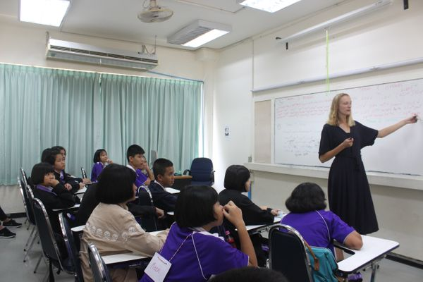 Teaching English in Thailand: A Beginner's Guide